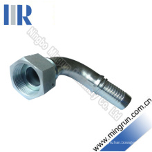 90 Elbow Orfs Female Hydraulic Hose Fitting Hose End (24291)